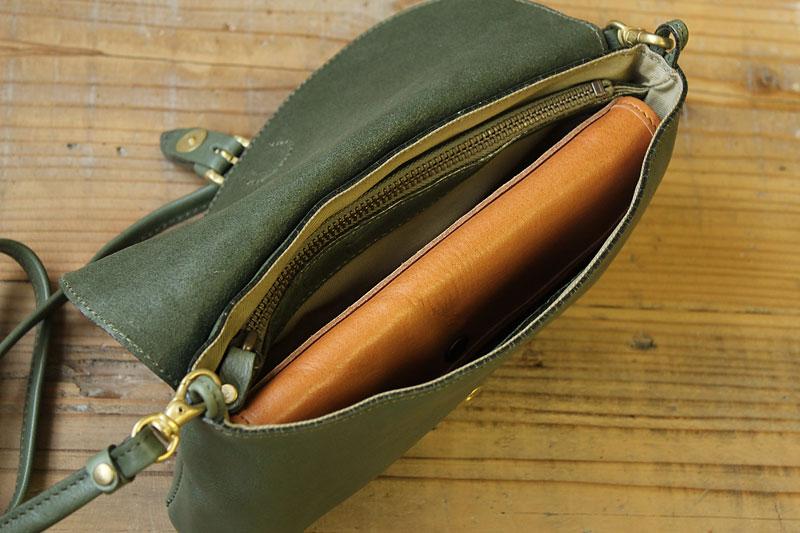 お財布にお財布を収納
