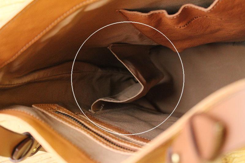 水筒ポケット