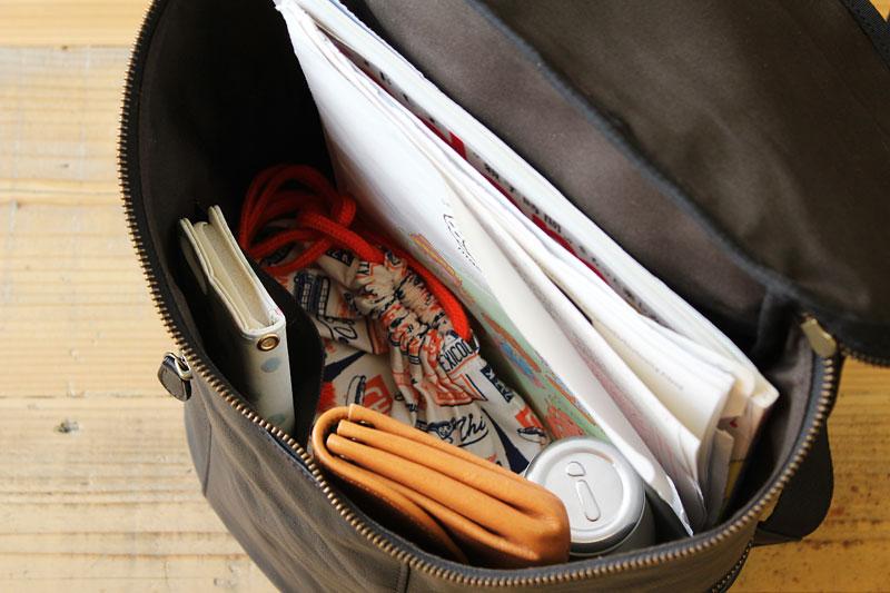 お弁当箱、水筒、A4ファイル収納