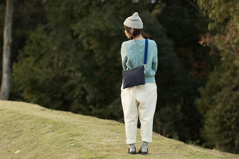 お散歩に持っていけるバッグ