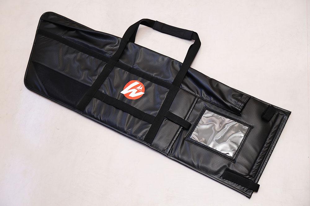 ヨットのアイテムの持ち運びに必須のバッグ