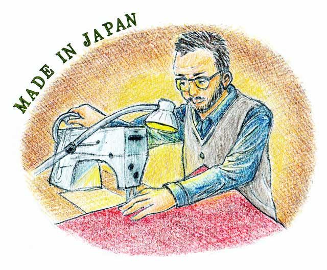 国産(日本製)バッグ