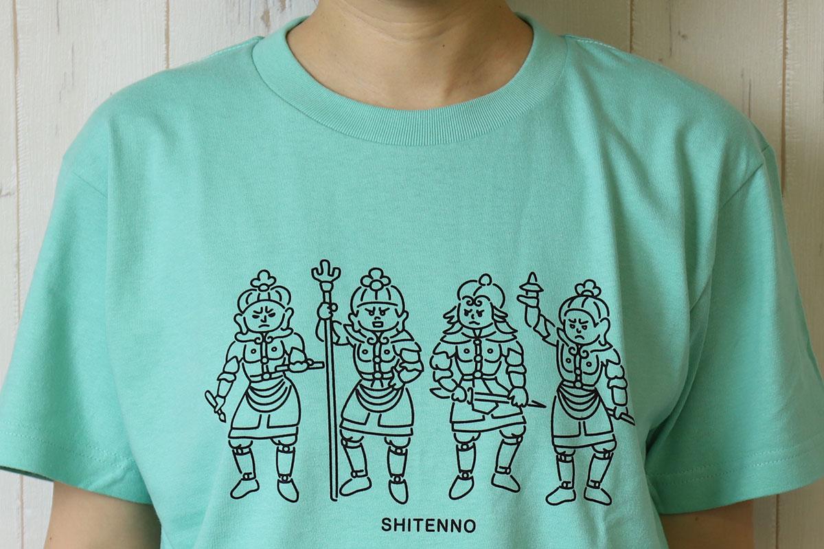 TシャツSサイズえり