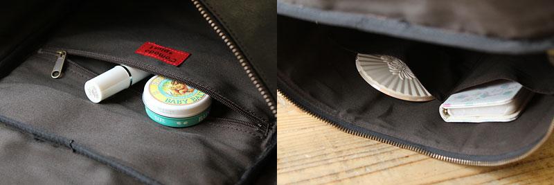 小物ポケット